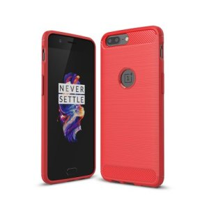 ASLING Brushed Finish Phone Case Protector for OnePlus 5