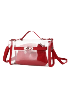 Buy Transparent Crossbody Bag Set