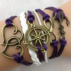 Charm Bracelets For Women Cheap Online Fashion Free Shipping