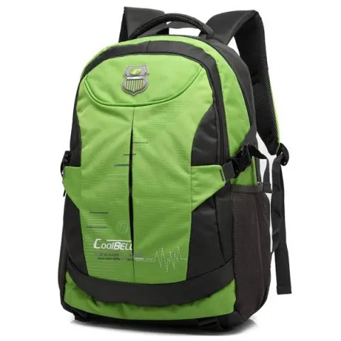 Zippers Backpack - Available in 4 Colors!