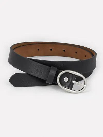 Simple Design PU Adjustable Belt