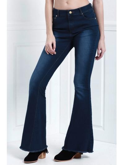 Denim Super Flare Jeans