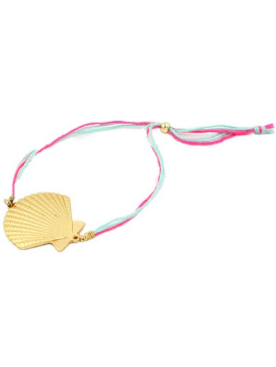 Scallop Anklet