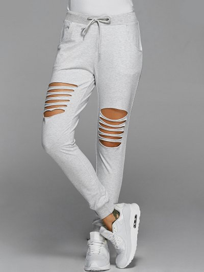 Active Ripped Pants