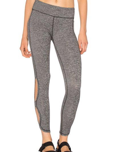 Cutout Sports Leggings