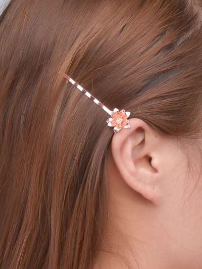 Alloy Floral Hair Accessory