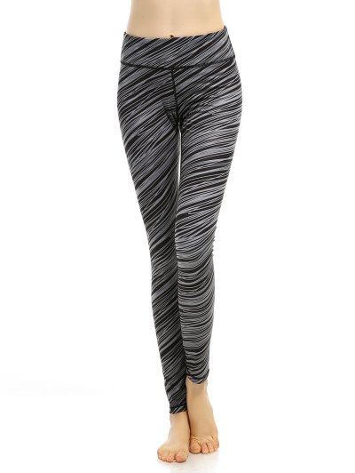 High Stretchy Printed Breathable Leggings