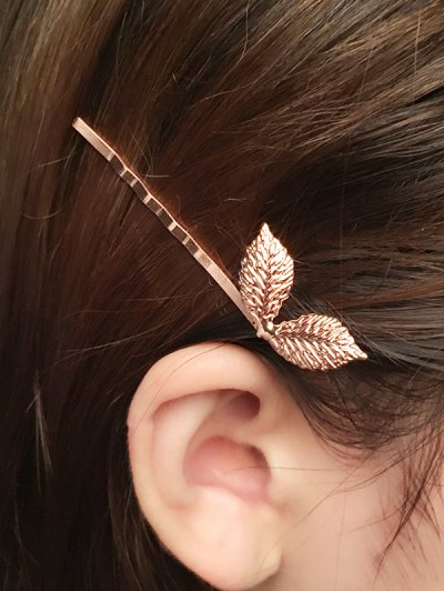 Leaves Hairpin