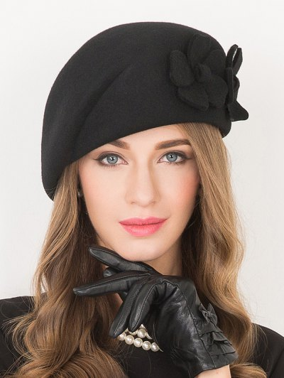 Wool French Beret