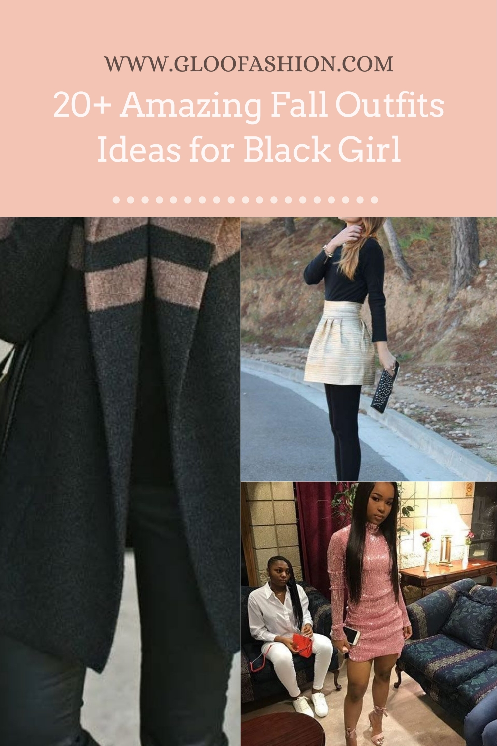 20+ Amazing Fall Outfits Ideas For Black Girl