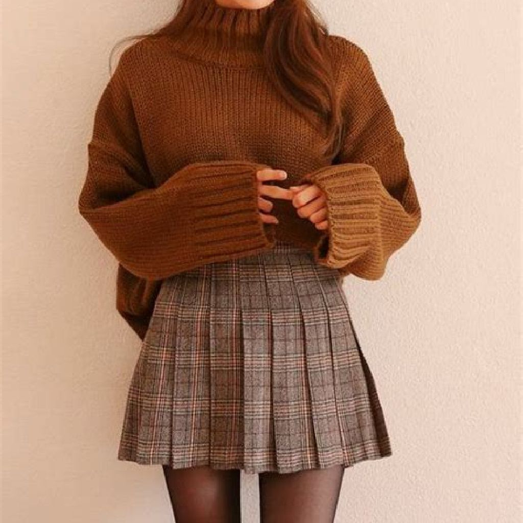 Adorable Sweater Style Ideas For Your Fall Season 03