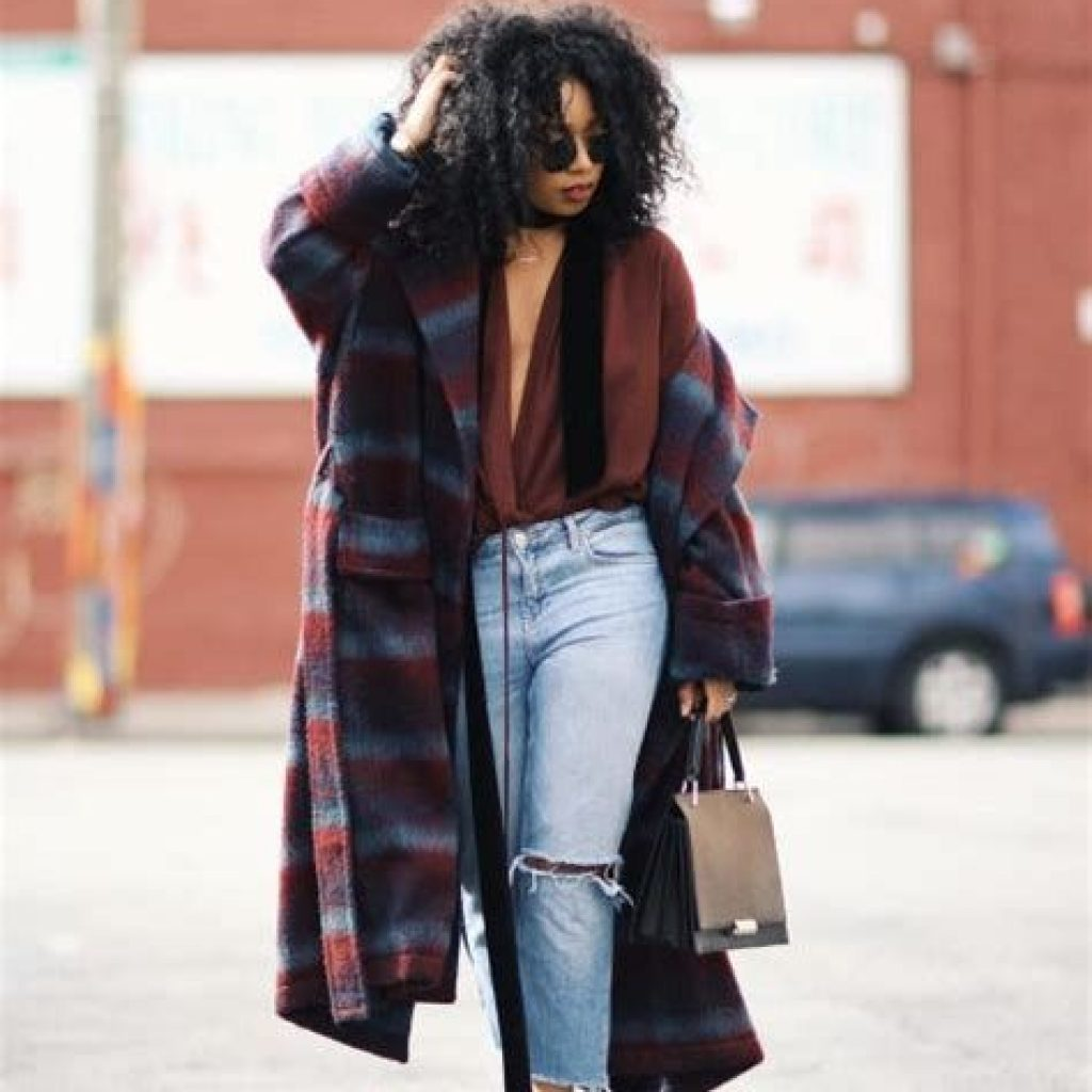 Amazing Fall Outfits Ideas For Black Girl 07