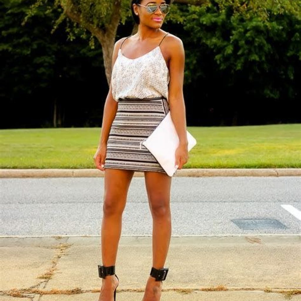 Amazing Fall Outfits Ideas For Black Girl 31