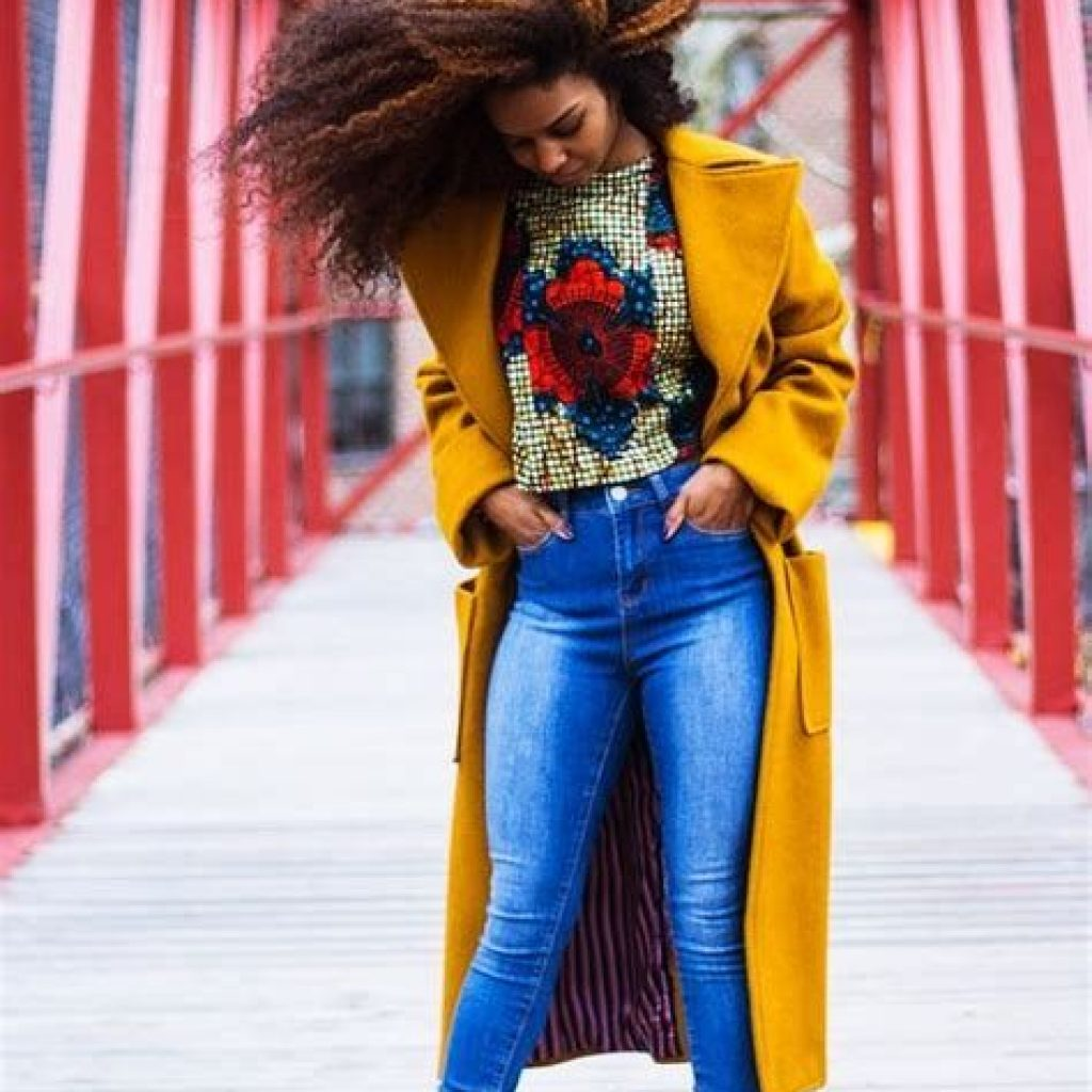Amazing Fall Outfits Ideas For Black Girl 35