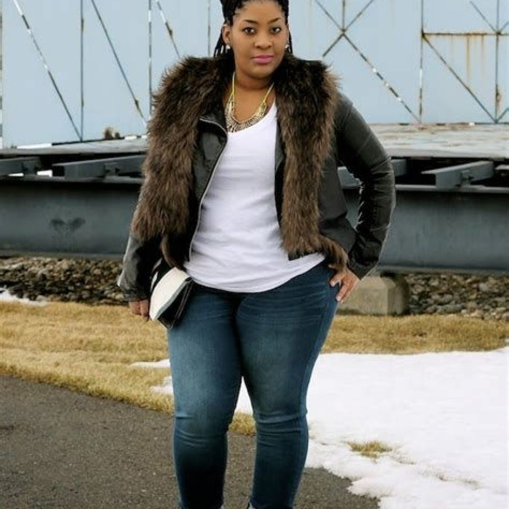 Amazing Fall Outfits Ideas For Black Girl 36