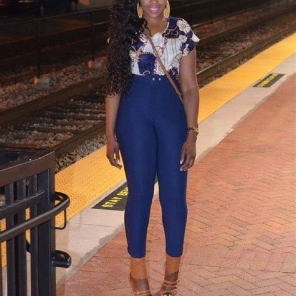 Amazing Fall Outfits Ideas For Black Girl 40