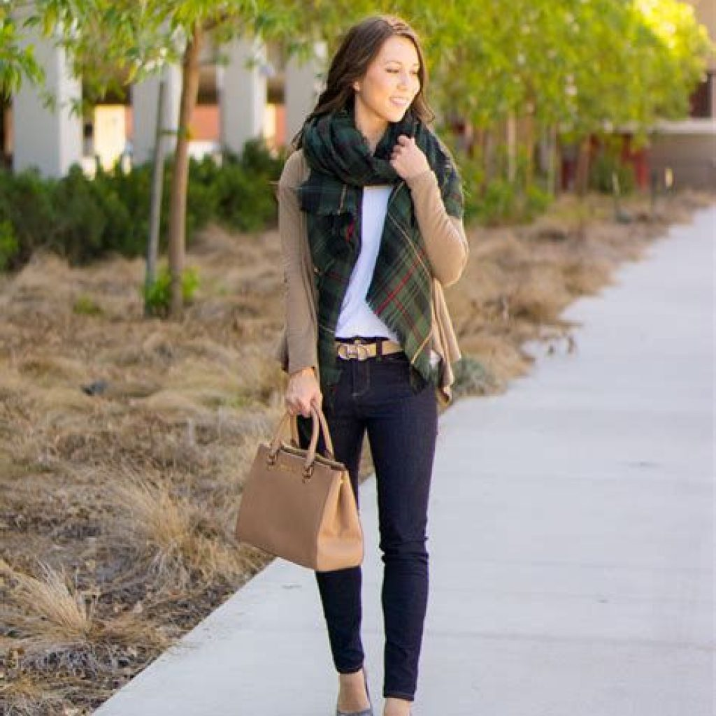Casual Fall Outfits Ideas You Will Love 24