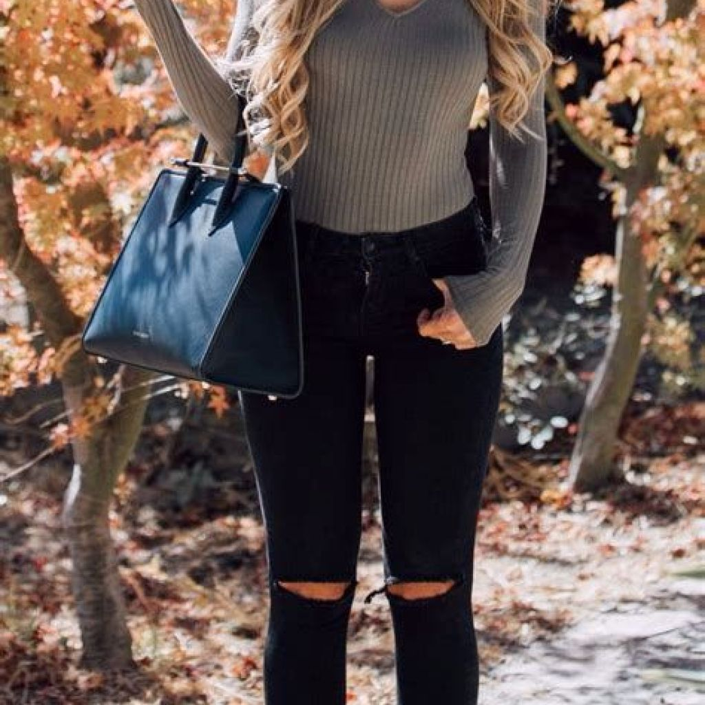 Casual Fall Outfits Ideas You Will Love 26