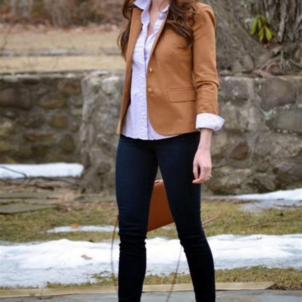 Casual Fall Outfits Ideas You Will Love 30