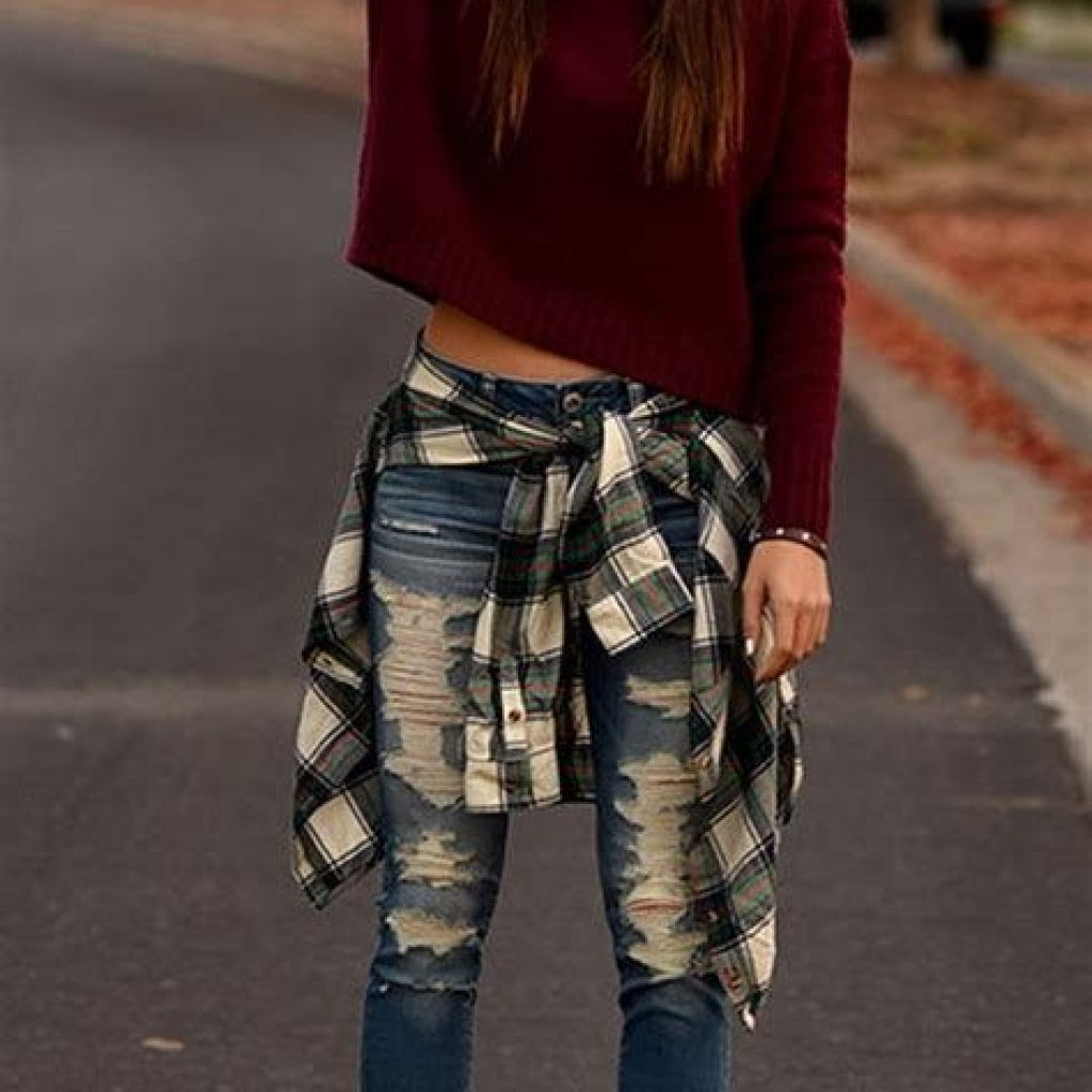 Casual Fall Outfits Ideas You Will Love 38