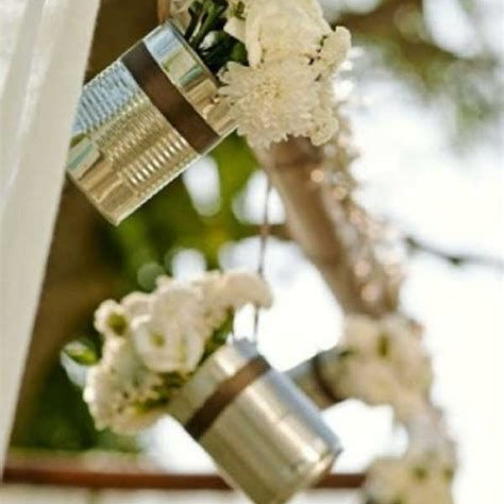 Creative DIY Wedding Decoration Ideas 24