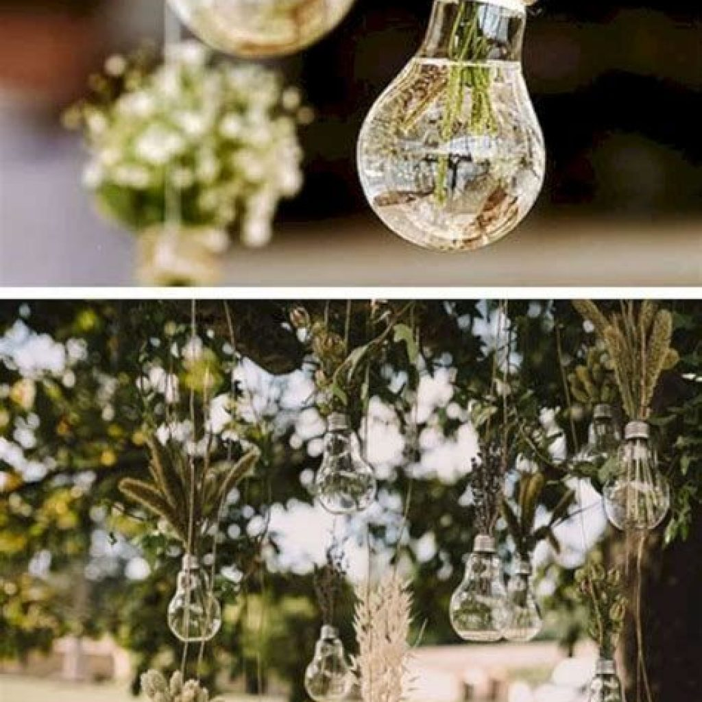 Creative DIY Wedding Decoration Ideas 44