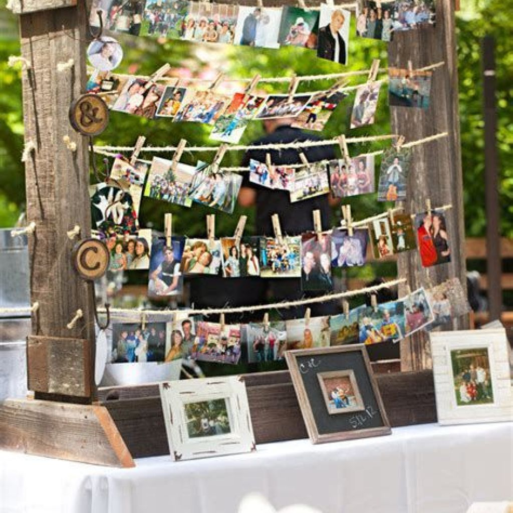 Perfect Country Wedding Decoration Ideas 06