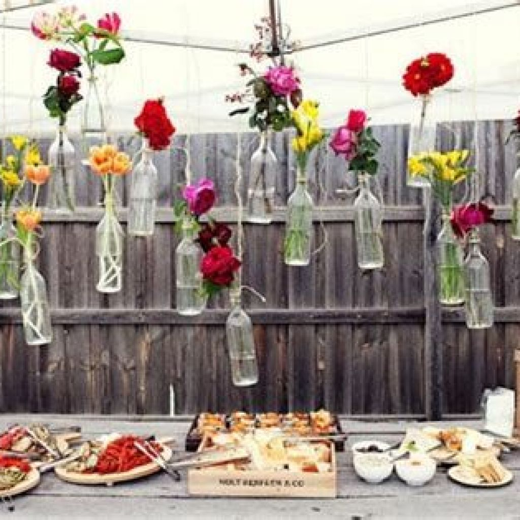 Perfect Country Wedding Decoration Ideas 23