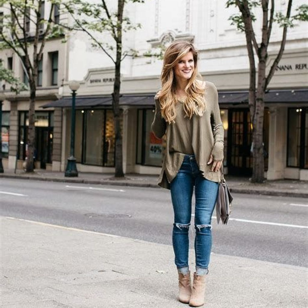 Simple And Comfy Fall Outfits Ideas 08