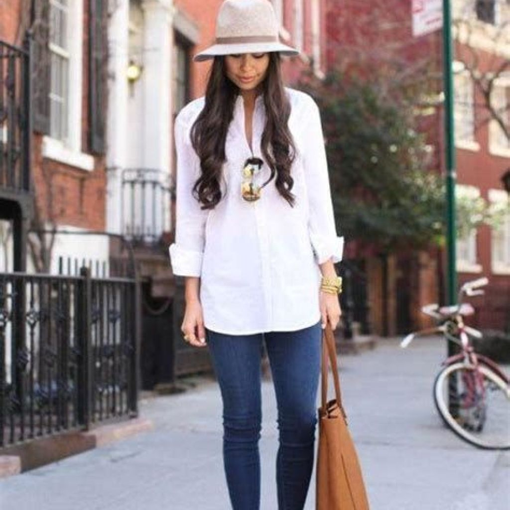 Simple And Comfy Fall Outfits Ideas 10