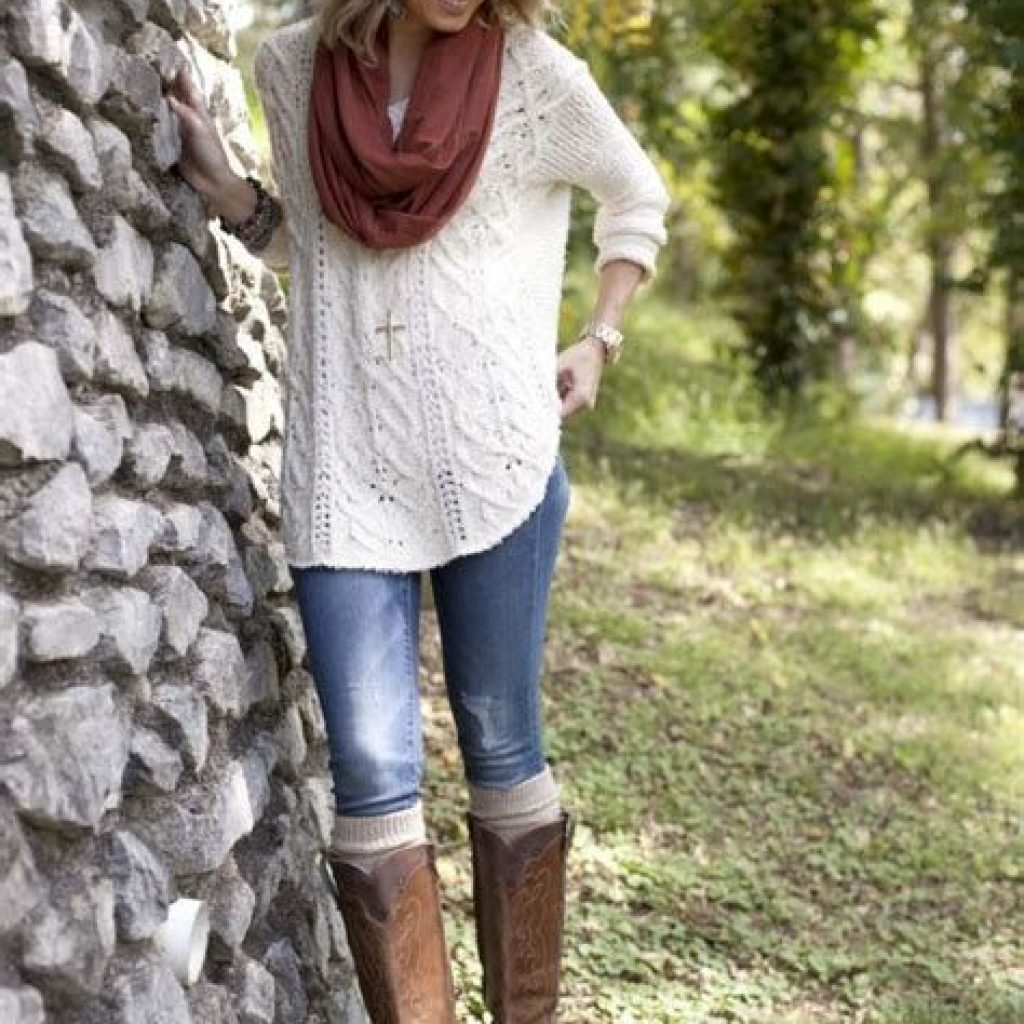 Simple And Comfy Fall Outfits Ideas 43