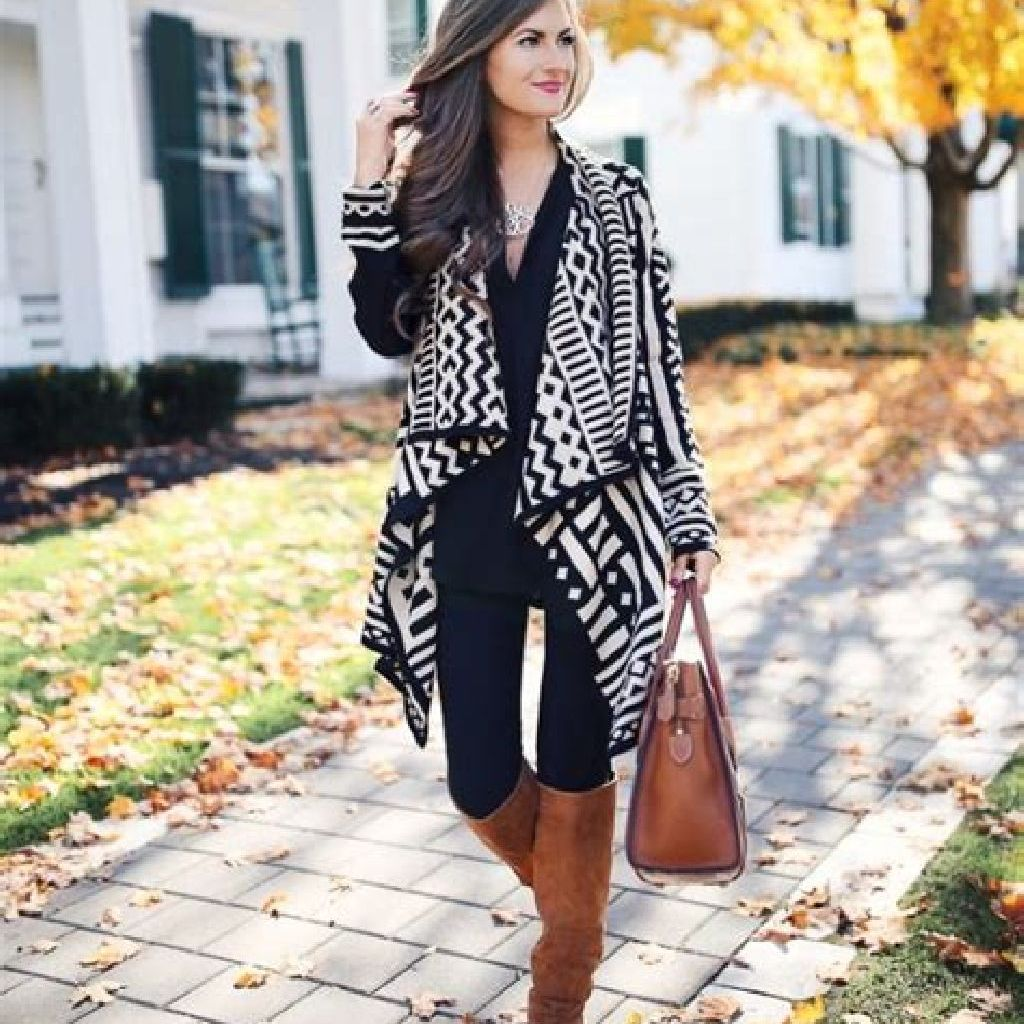 Stunning Fall Street Style Outfits Ideas For Women To Upgrade Your Look 06