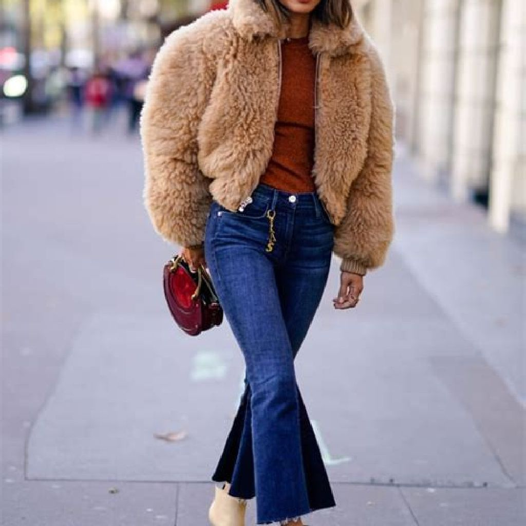 Stunning Fall Street Style Outfits Ideas For Women To Upgrade Your Look 35