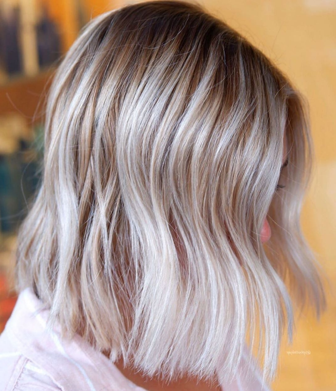 10 Ombre Hairstyles For Medium Length Hair Women Medium Hairstyles Medium Blonde Fine Hair