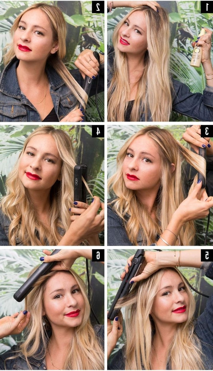13 Brilliant Ways To Style Your Hair Using Straighteners Hairstyles For Medium Hair With Straightener