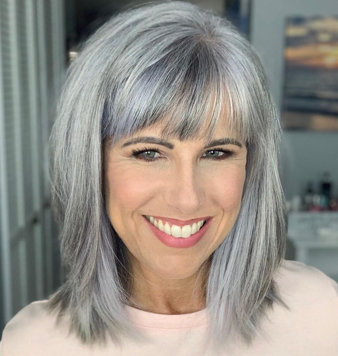 15 Youthful Medium Length Hairstyles For Women Over 50 30+ Awesome Medium Length Hairstyles For Over 50S