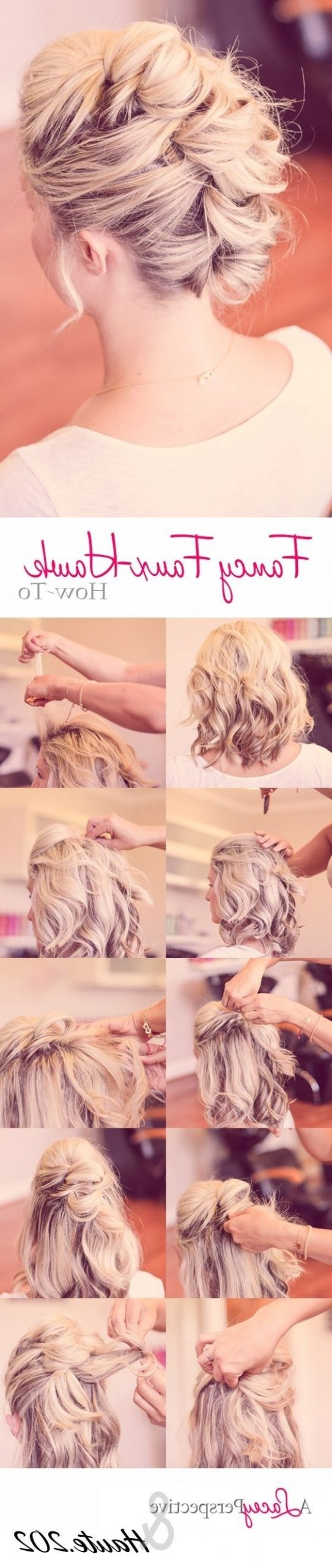 18 Elegant Hairstyles For Prom 2021 40+ Awesome Prom Hairstyles For Medium Hair 2016
