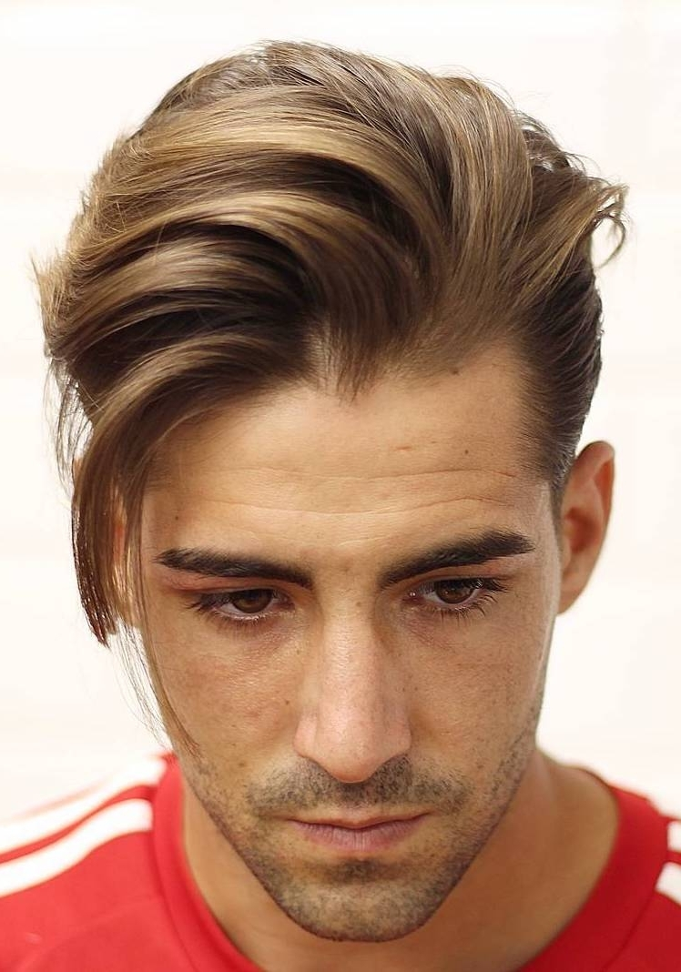 20 Hairstyles For Men With Thin Hair (Add More Volume) Mens Medium Length Hairstyles Thin Hair
