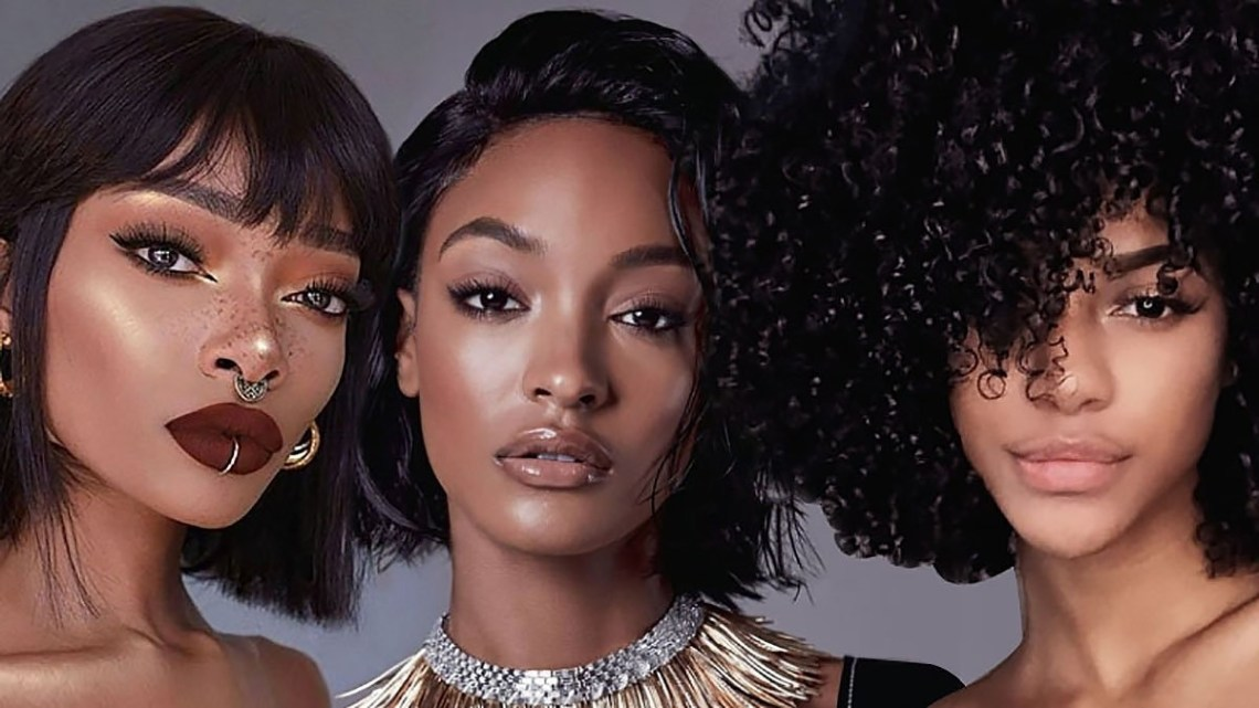 20 Sexy Bob Hairstyles For Black Women In 2021 The Trend 10+ Stunning Medium Black Hairstyles With Bangs
