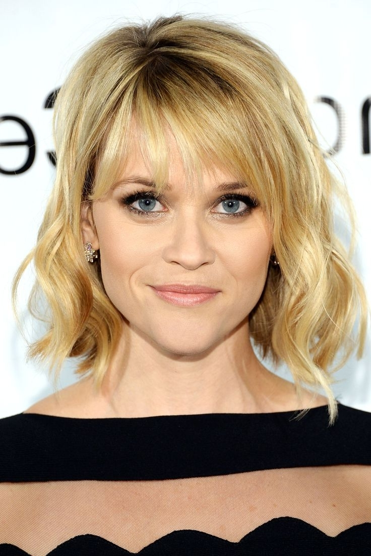 20+ Wavy Bob Hairstyles For Short & Medium Length Hair Short And Medium Hairstyles With Bangs