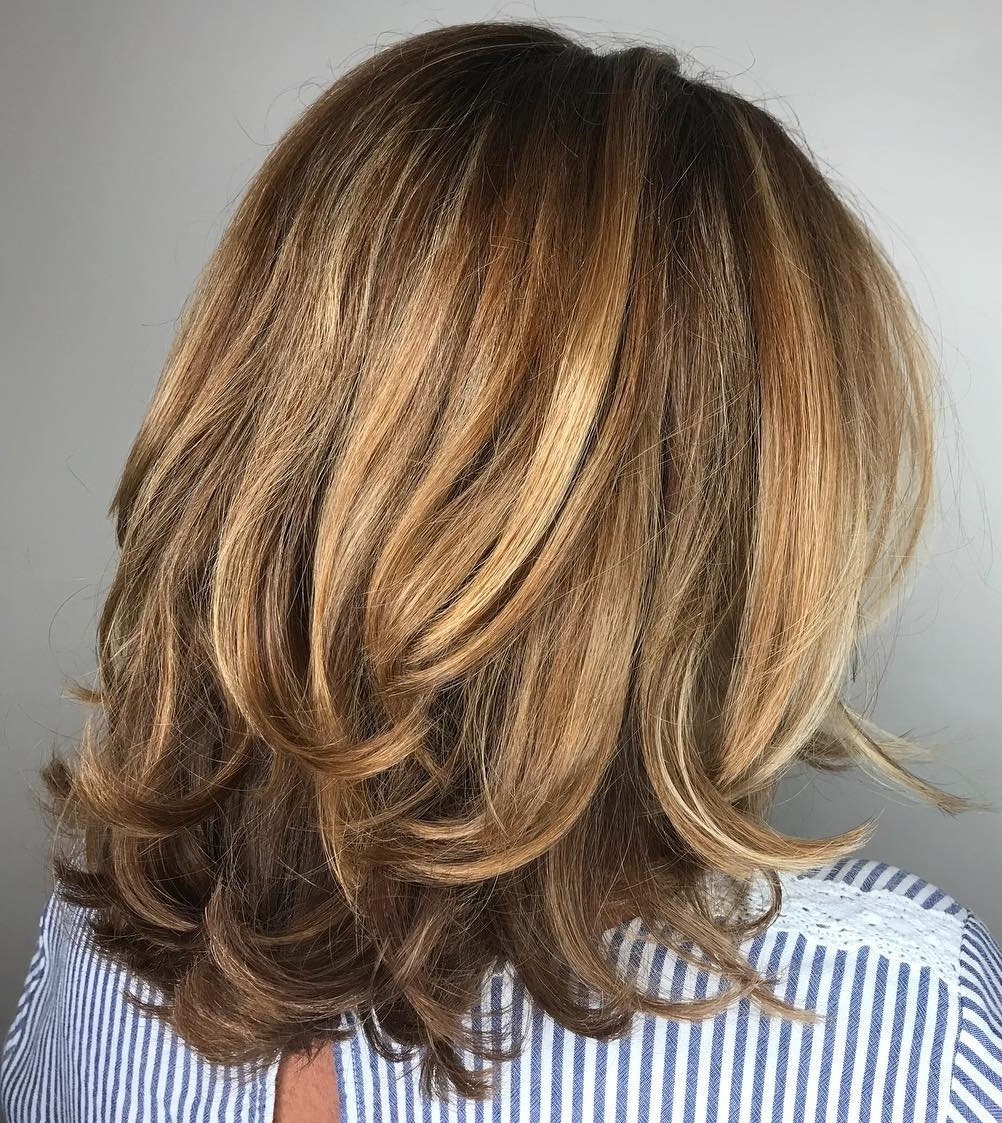 25 Must Try Medium Length Layered Haircuts For 2020 Medium Haircuts Low Maintenance 2020 Hairstyles