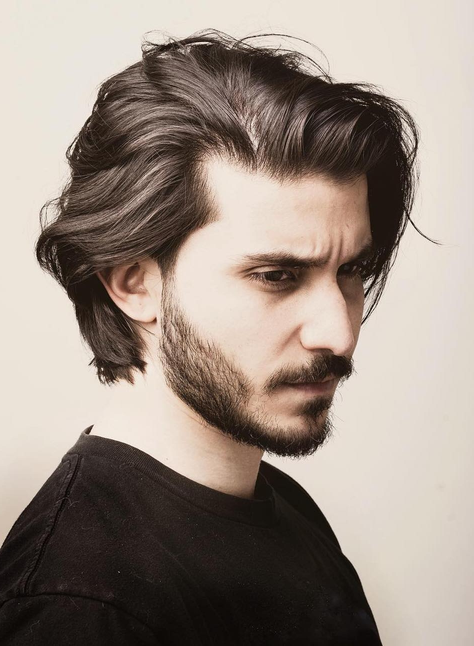 26 Latest Trends In Men'S Hairstyles 2020 | Latest Men 20+ Awesome Mens Medium Length Hairstyles 2020
