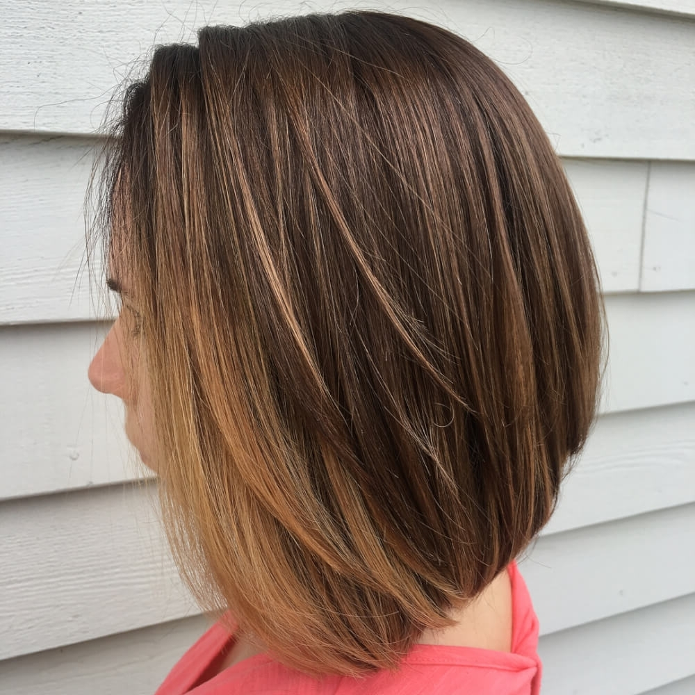 30 Best Haircuts For Thin Hair To Appear Thicker 30+ Awesome Thick Hair Low Maintenance Medium Length Hairstyles
