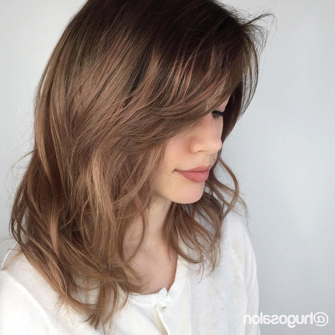 30 Cute Daily Medium Hairstyles 2021 Easy Shoulder Length Medium Hairstyles For Women Over 30