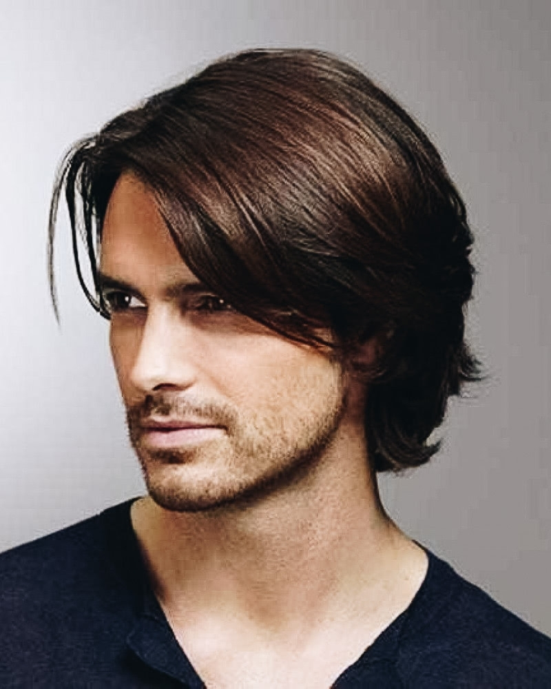31 Best Medium Length Haircuts For Men And How To Style Them Medium Hair Length Hairstyles Men