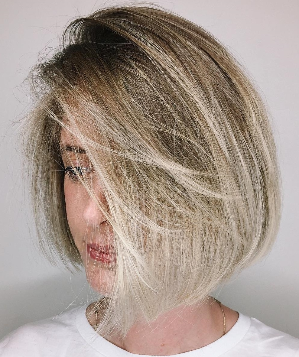 45 Short Hairstyles For Fine Hair Worth Trying In 2020 30+ Amazing Medium Hairstyles 2019 For Thin Hair