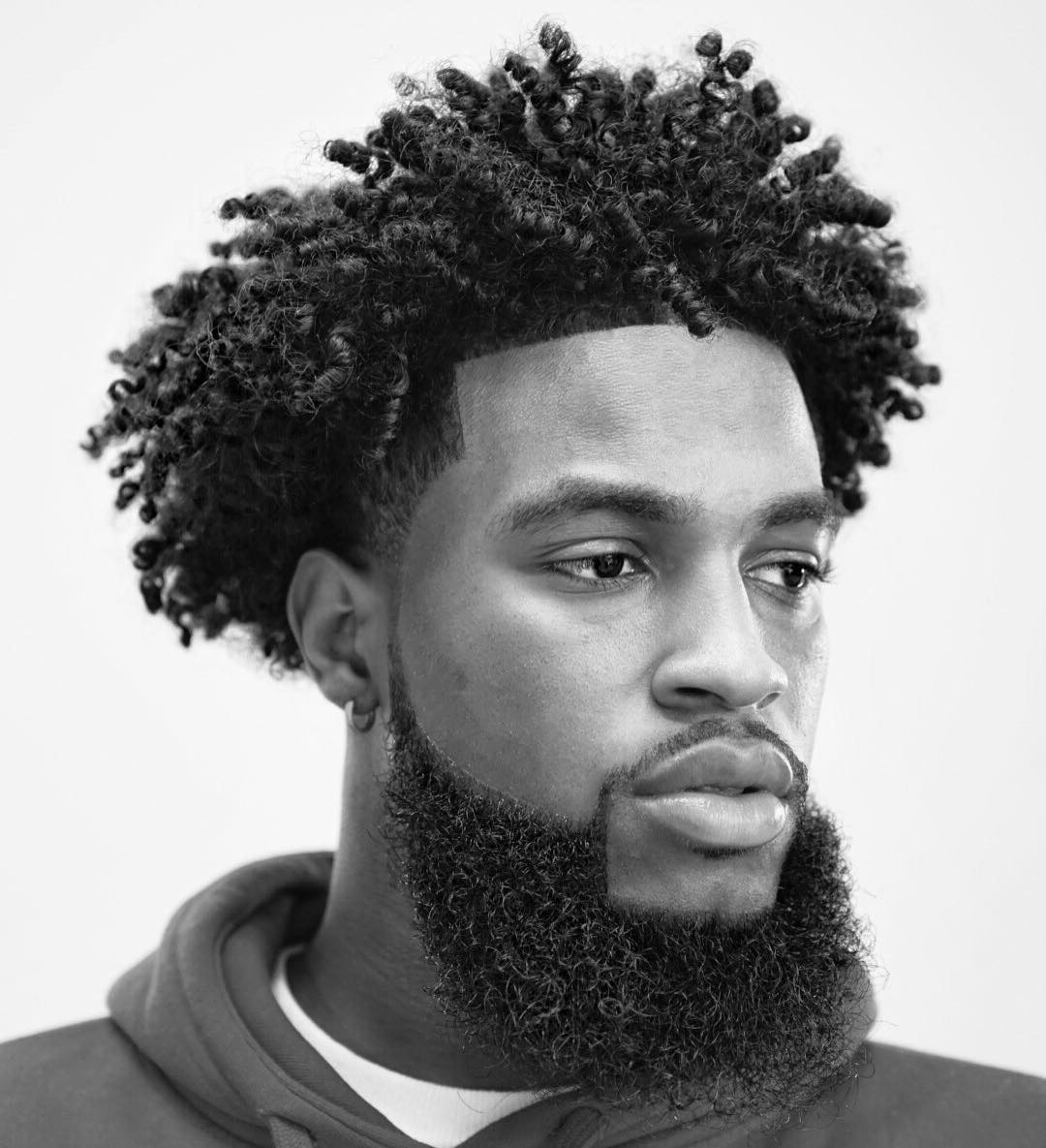 47 Hairstyles & Haircuts For Black Men: Fresh Styles For 2021 Black Men Medium Hairstyles