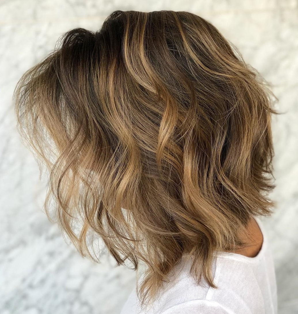 60 Medium Length Haircuts And Hairstyles To Pull Off In 2020 30+ Cute 2020 Hairstyles Medium Length