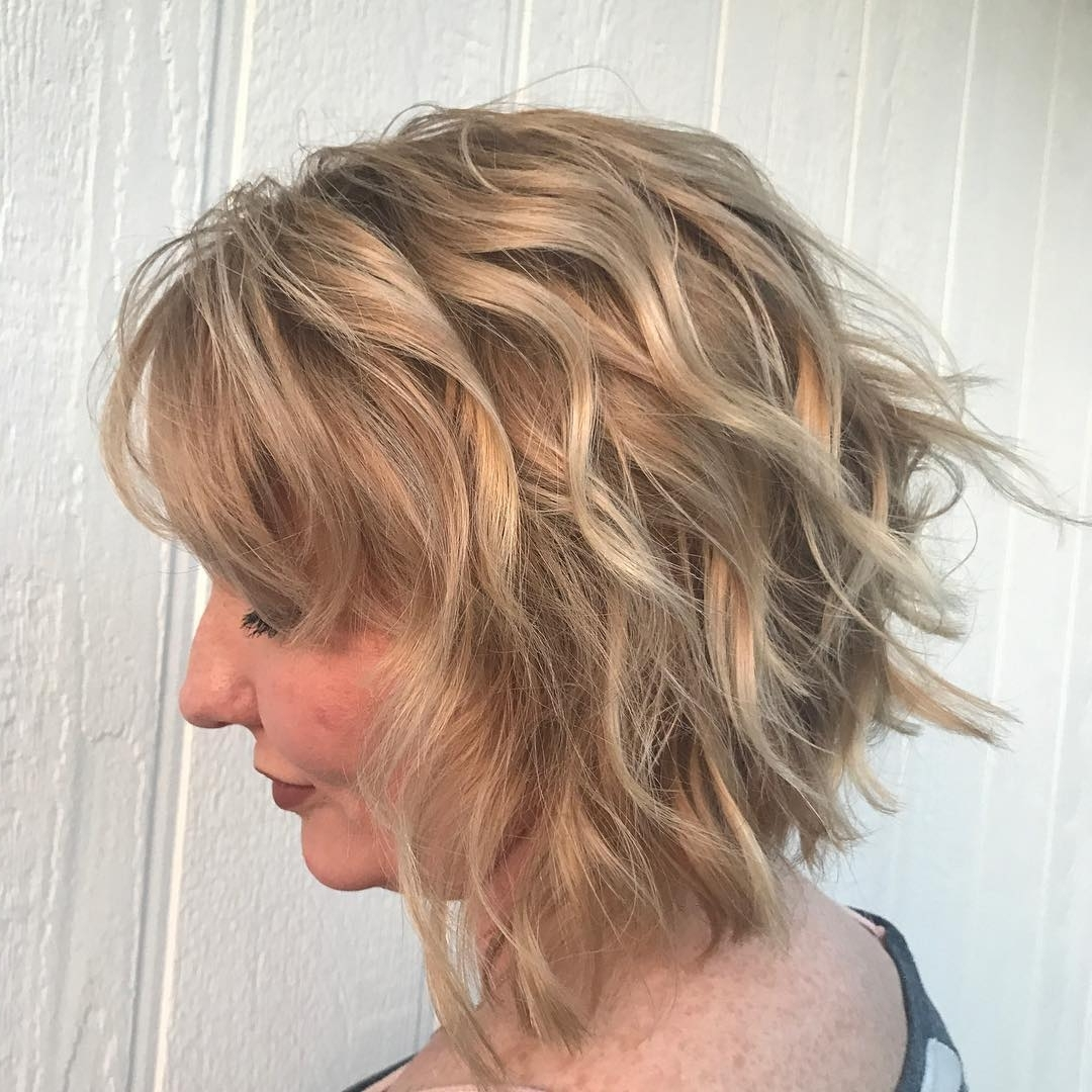 60 Trendiest Hairstyles And Haircuts For Women Over 50 In 2020 20+ Stylish Medium Length Blonde Hairstyles For Over 50