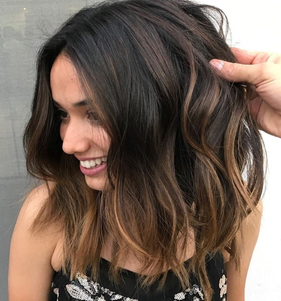 70 Flattering Balayage Hair Color Ideas For 2020   Balayage 40+ Cute Medium Brunette Hairstyles